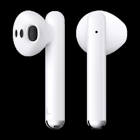 【有线充版】HUAWEI FreeBuds 3 无线耳机(陶瓷白)麒麟A1芯片 主动降噪  快充长续航