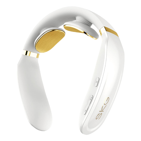 SKG 颈椎按摩仪 K6 白色(支持HUAWEI HiLink)