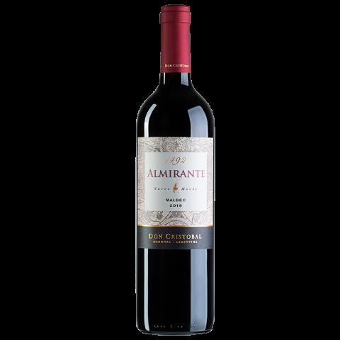 阿根廷唐克里斯托瓦庄园将军红葡萄酒 750ml