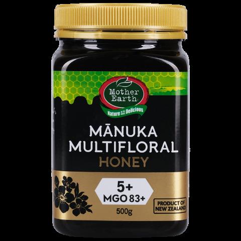 新西兰蔓尔斯麦卢卡蜂蜜5+ 500g