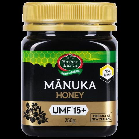 新西兰蔓尔斯麦卢卡蜂蜜15+ 250g